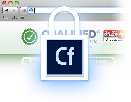ColdFusion security illustration
