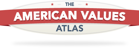 American Values Atlas logo